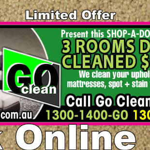 Go Clean - Adelaide's Premium Dry Carpet Cleaning Professionals