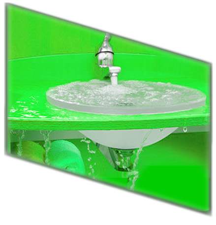 Go Clean Water Damage restoration services 24hrs when your Sink or washing machine overflows